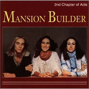 2nd chapter of acts - mansion builder CD 1991 sparrow used mint