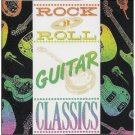 rock n roll guitar classics - various artists CD 1990 k-tel era 11 tracks used mint
