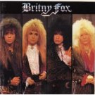 britny fox - britny fox CD 1988 CBS 10 tracks used mint