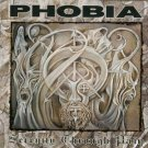 phobia - serenity through pain CD 2001 deathvomit 23 tracks used mint