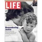 life megazine - five years later remembering Jackie august 1999 issue near mint