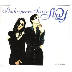 shakespear's sister - italy CD single 1992 london 2 tracks plus 3 special previews used mint