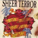 sheer terror - love songs for the unloved CD 1995 MCA used mint