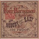 four horsement - nobody said it was easy CD 1991 american used liners punched