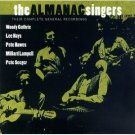 the almanac singers - their complete general recordings CD 1996 MCA used mint