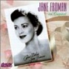 jane froman on capitol CD 1996 EMI capitol collectors' choice new factory sealed