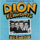 dion & the belmonts - reunion CD 1989 rhino new factory sealed