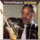 cornell dupree - can't get through CD 1992 1999 Tko magnum amazing meteor UK used mint