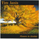 tim janis - flowers in october CD 1998 tim janis ensemble used mint