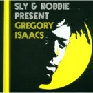 sly & robbie present gregory isaacs CD Ras 7 tracks used