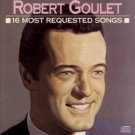 robert goulet - 16 most requested songs CD 1989 CBS sony columbia used mint