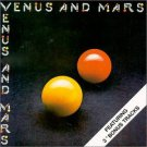 wings - venus and mars CD 1975 MPL 1987 EMI made in UK 16 tracks used