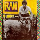paul and linda mccartney - ram CD 1971 1999 capitol used mint