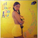 el disco del ano vol.26 - various aritsts CD made in colombia 15 tracks used mint