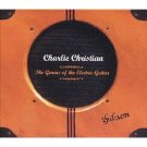 charlie christian - the genius of the electric guitar CD 4-disc boxset with booklet 2002 sony used