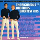 righteous brothers - greatest hits CD 1968 verve made in w germany 22 tracks used mint