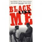 black like me - ames Whitmore, Sorrell Booke, Roscoe Lee Browne VHS 1992 rhino B&W used mint