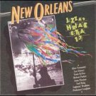 new orleans jazz and heritage festival 1976 - various artists CD 1989 rhino mint