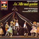 Herold arr. Lanchbery - La Fille Mal Gardee Highlights CD 1983 1988 EMI UK used mint