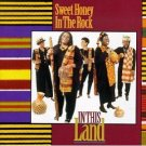 sweet honey in the rock - in this land CD 1992 earth beat 14 tracks used mint
