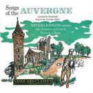 songs of the auvergne vol.1 - netania davrath CD 1985 vanguard king record japan used mint