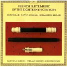 french flute music of the eighteenth century - kuijken kuijken kohnen CD accent belgium germany mint