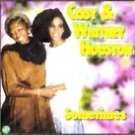 cissy & whitney houston - sometimes CD import 12 tracks used mint