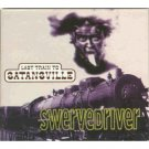 swervedriver - last train to satansville CD ep 1993 A&M 6 tracks userd mint