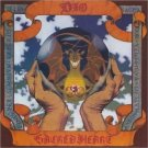 dio - sacred heart CD 1985 warner 9 tracks used mint