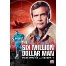 six million dollar man - pilot TV movies and complete season 1 DVD 6-discs 2010 universal new