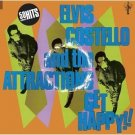 elvis costello and the attractions - get happy!! CD 2-discs 2003 rhino used mint