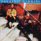 dawkins & dawkins - focus CD 1998 harmony new factory sealed