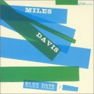 miles davis - blue haze CD 1999 prestige victor japan new with obi strip