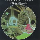 Mystical Adventures - Jean-Luc Ponty CD 1982 atlantic used mint
