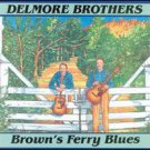 delmore brothers - brown's ferry blues CD 1995 county road RCA 18 tracks used mint