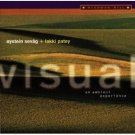 Visual - Oystein Sevag + lakki patey CD 1996 windham hill used mint
