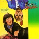 something wild - music from motion picture soundtrack CD 1986 MCA used mint