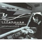 Lifehouse Elements - Pete Townshend CD 2000 redline used mint