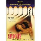 the advocate - Colin Firth, Ian Holm, Donald Pleasence DVD 2003 miramax new factory sealed