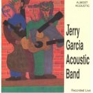 jerry garcia acoustic band - almost acoustic CD 1988 grateful dead concensus used mint