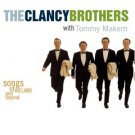 clancy brothers with tommy makem - songs of ireland and beyond CD 1997 sony used mint