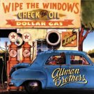 allman brothers - wipe the windows check the oil dollar gas CD capricorn mercury used mint