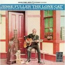 jesse fuller - lone cat CD 1990 fantasy good time jazz used near mint