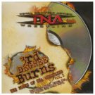 3rd Degree Burns - Music of TNA Wrestlingna CD 2006 TNA entertainment 22 tracks used near mint