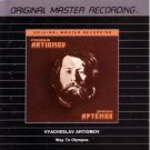 vyacheslav artiomov - way to olympus CD 1987 MFSL used mint