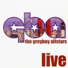 greyboy allstars - live CD 1999 relaxed records used mint
