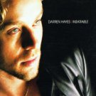 darren hayes - insatiable CD single 2001 sony columbia 2 tracks used mint