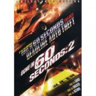 Deadline Auto Theft & Gone in 60 Seconds 2 DVD 1983 Halicki used mint