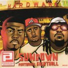 parental advisory - sundown featuring eightball CD single 4 tracks dreamworks used mint