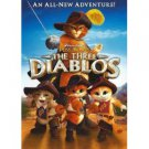 puss in boots the three diablos DVD 2012 dreamworks 11 minutes used mint